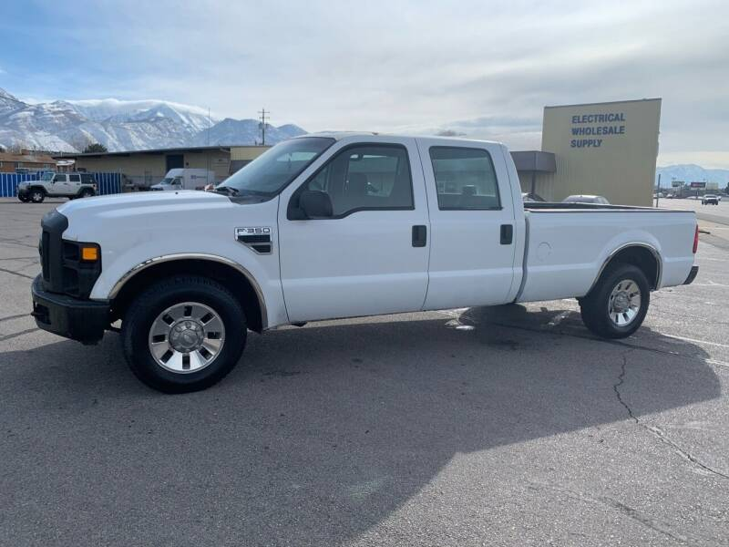 2008 Ford F-350 Super Duty for sale at Street Dreams LLC in Orem UT