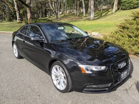 2013 Audi A5 for sale at All Star Automotive in Tacoma WA