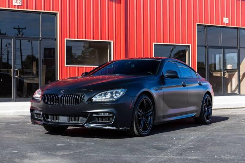 2015 BMW 6 Series for sale at Kelley Autoplex in San Antonio TX