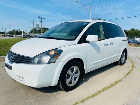2009 Nissan Quest for sale at Xtreme Auto Mart LLC in Kansas City MO