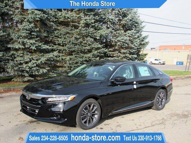 2021 Honda Accord for sale in Youngstown, OH