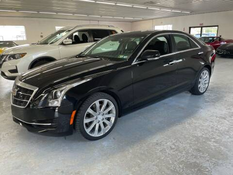 2017 Cadillac ATS for sale at Stakes Auto Sales in Fayetteville PA