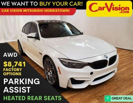 2018 BMW M3 for sale at Car Vision Mitsubishi Norristown in Trooper PA