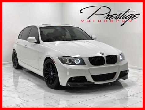 2011 BMW 3 Series for sale at Prestige Motorsport in Rancho Cordova CA