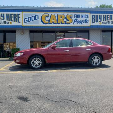 2005 Buick LaCrosse for sale at Good Cars 4 Nice People in Omaha NE