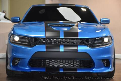 2019 Dodge Charger for sale at Tampa Bay AutoNetwork in Tampa FL