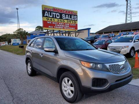 2011 Kia Sorento for sale at Mox Motors in Port Charlotte FL