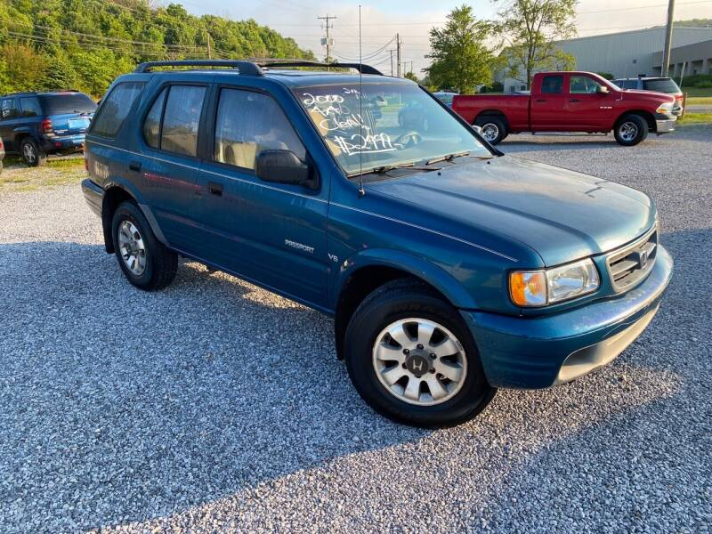 2000 Honda Passport 4dr EX 4WD SUV - Cloverdale VA