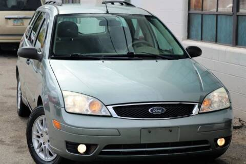 2006 Ford Focus for sale at JT AUTO in Parma OH