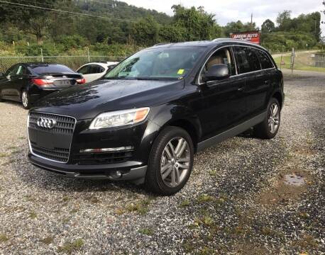 2009 Audi Q7 for sale at Arden Auto Outlet in Arden NC