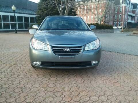 2009 Hyundai Elantra for sale at Better Auto in South Darthmouth MA