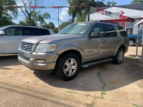 2008 Ford Explorer for sale at C & P Autos, Inc. in Ruston LA