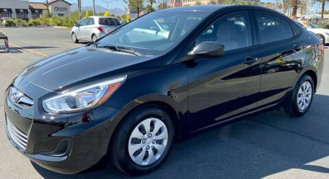 2017 Hyundai Accent for sale at Charlie Cheap Car in Las Vegas NV