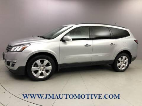2017 Chevrolet Traverse for sale at J & M Automotive in Naugatuck CT