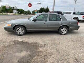 2004 Ford Crown Victoria for sale at J & S Auto in Downs KS