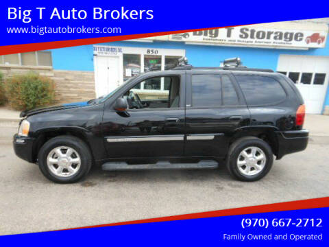 2005 GMC Envoy for sale at Big T Auto Brokers in Loveland CO