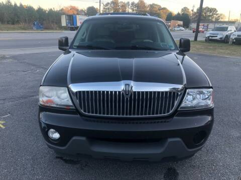 2005 Lincoln Aviator for sale at ATLANTA AUTO WAY in Duluth GA
