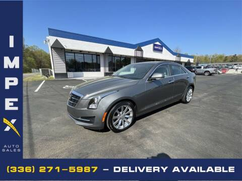 2017 Cadillac ATS for sale at Impex Auto Sales in Greensboro NC