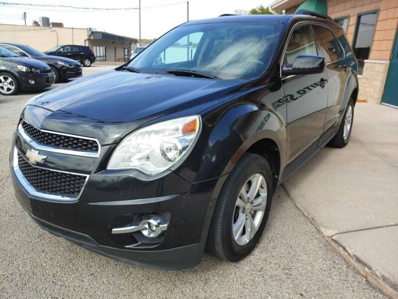 2011 Chevrolet Equinox for sale at Auto Solutions of Rockford in Rockford IL