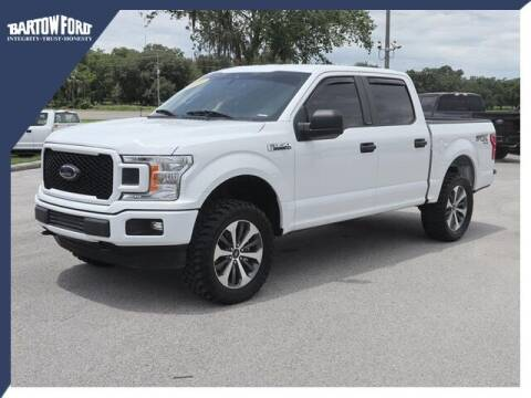 2019 Ford F-150 for sale at BARTOW FORD CO. in Bartow FL