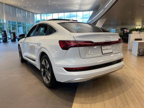2020 Audi e-tron Sportback for sale at CU Carfinders in Norcross GA