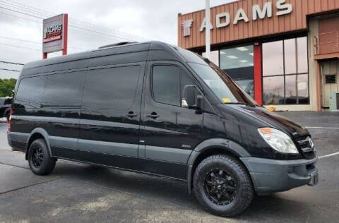 2012 Mercedes-Benz Sprinter Passenger for sale at Adams Auto Group Inc. in Charlotte NC