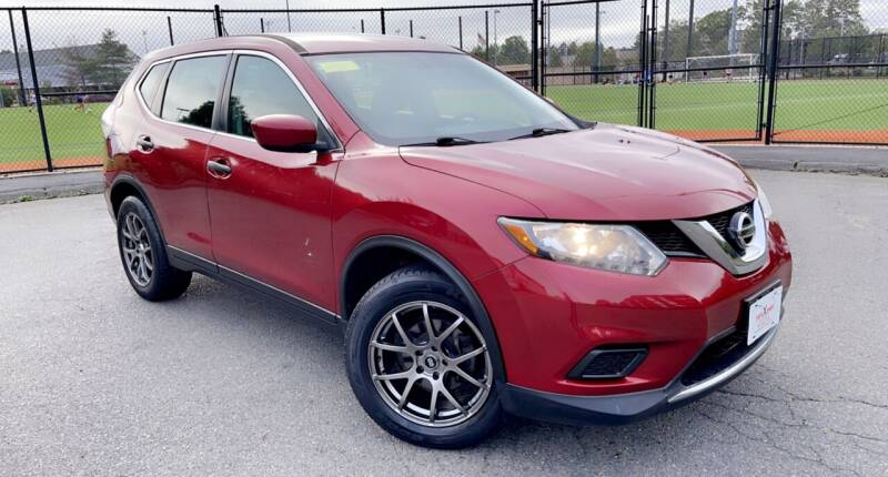 2016 Nissan Rogue for sale at Maxima Auto Sales in Malden MA