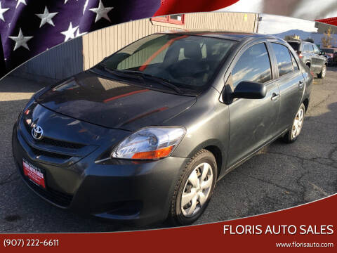 2008 Toyota Yaris for sale at FLORIS AUTO SALES in Anchorage AK