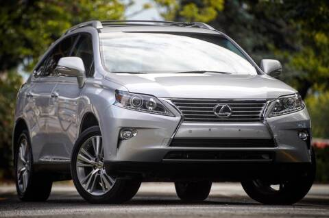 2015 Lexus RX 350 for sale at MS Motors in Portland OR