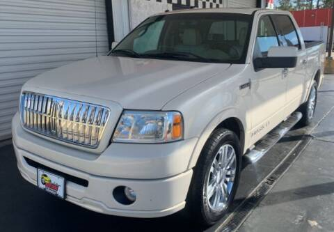 2007 Lincoln Mark LT for sale at Tiny Mite Auto Sales in Ocean Springs MS