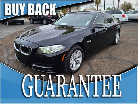2014 BMW 5 Series for sale at Reliable Auto Sales in Las Vegas NV