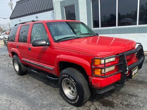 2000 Chevrolet Tahoe Limited/Z71 for sale at Huggins Auto Sales in Ottawa OH