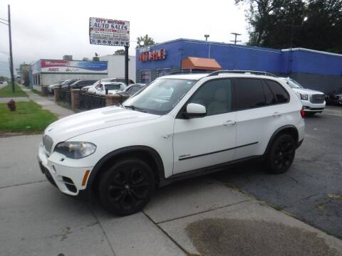 2011 BMW X5 for sale at City Motors Auto Sale LLC in Redford MI