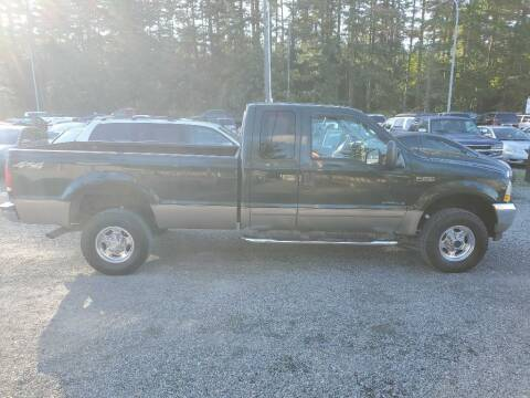2003 Ford F-250 Super Duty for sale at WILSON MOTORS in Spanaway WA