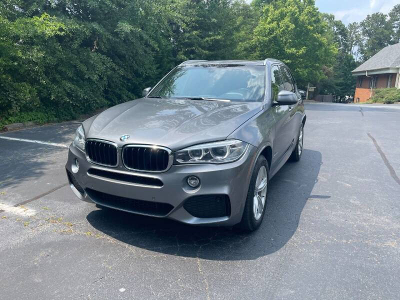 2015 BMW X5 for sale at SMT Motors in Roswell GA
