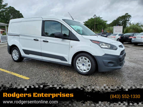 2015 Ford Transit Connect Cargo for sale at Rodgers Enterprises in North Charleston SC