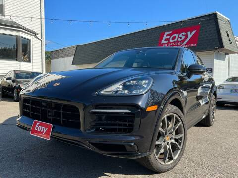 2021 Porsche Cayenne for sale at Easy Autoworks & Sales in Whitman MA