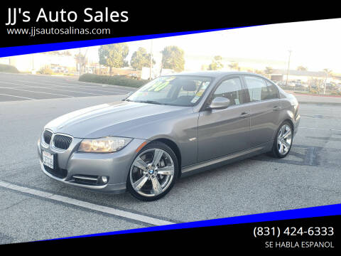 2011 BMW 3 Series for sale at JJ's Auto Sales in Salinas CA