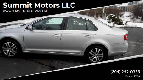 2006 Volkswagen Jetta for sale at Summit Motors LLC in Morgantown WV