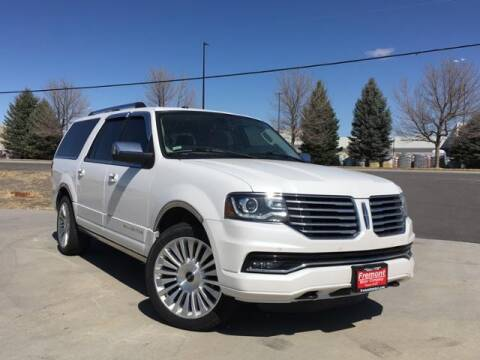 2015 Lincoln Navigator L for sale at Rocky Mountain Commercial Trucks in Casper WY
