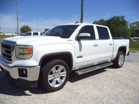 2015 GMC Sierra 1500 for sale at PICAYUNE AUTO SALES in Picayune MS