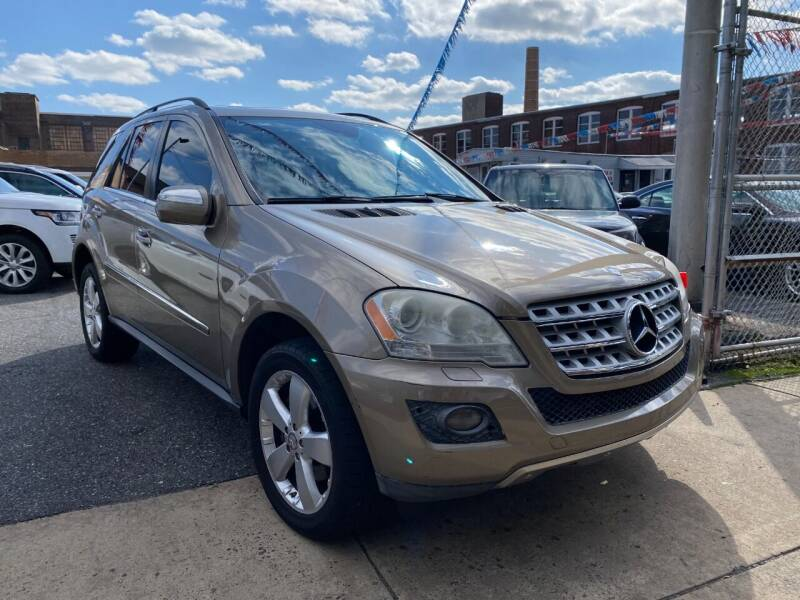 2010 Mercedes-Benz M-Class ML 350 4dr SUV - Philladelphia PA