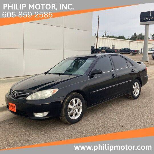 2006 Toyota Camry for sale at Philip Motor Inc in Philip SD