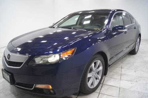 2013 Acura TL for sale at Sacramento Luxury Motors in Carmichael CA