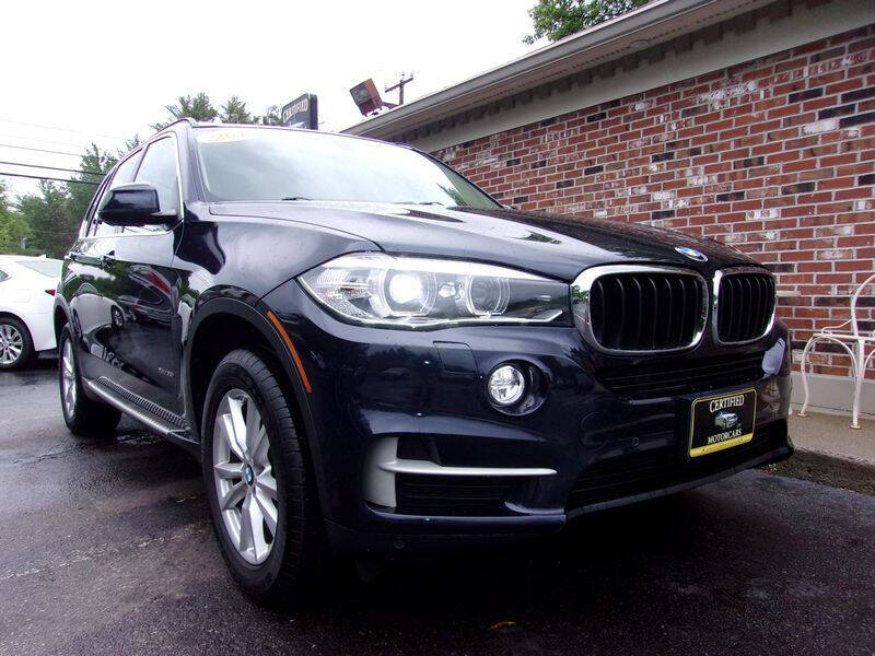 2015 BMW X5 for sale at Certified Motorcars LLC in Franklin NH