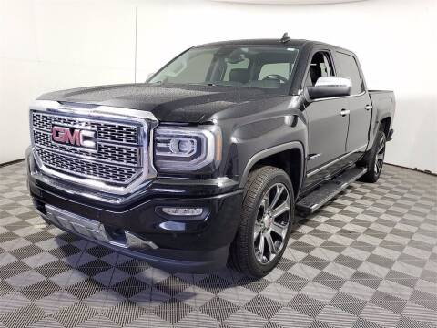 2017 GMC Sierra 1500 for sale at PHIL SMITH AUTOMOTIVE GROUP - Joey Accardi Chrysler Dodge Jeep Ram in Pompano Beach FL