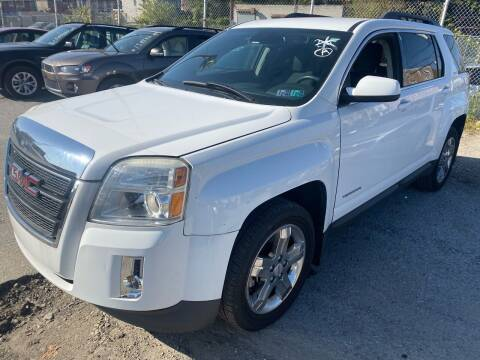 2012 GMC Terrain for sale at Philadelphia Public Auto Auction in Philadelphia PA