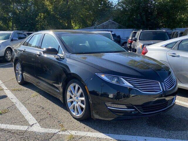 2015 Lincoln MKZ Hybrid for sale at SOUTHFIELD QUALITY CARS in Detroit MI