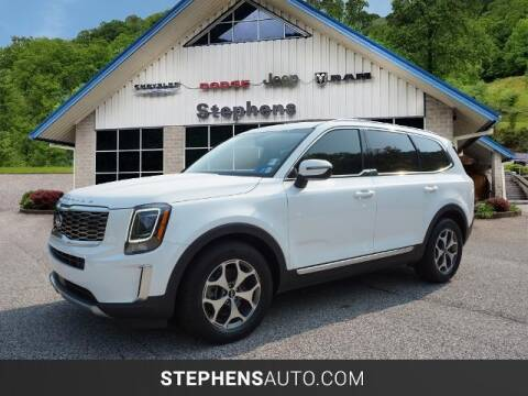 2020 Kia Telluride for sale at Stephens Auto Center of Beckley in Beckley WV