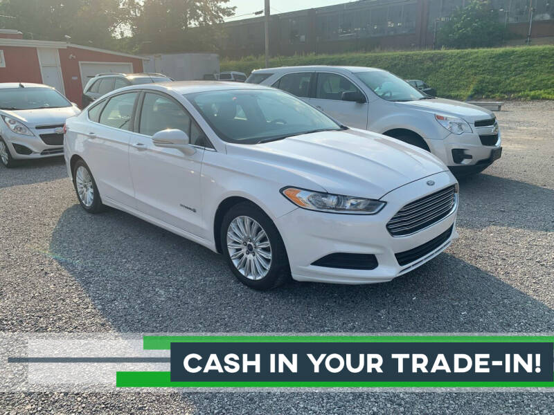 2016 Ford Fusion Hybrid for sale in East Liverpool, OH